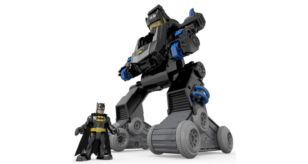 imaginext-batbot