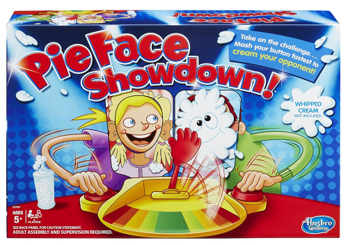 pieface-game